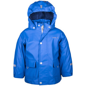 Kamik Splash Jacket Kinder stong blue